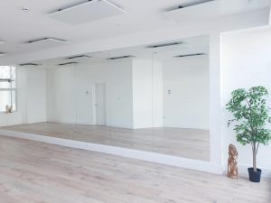 Yoga studio plymouth