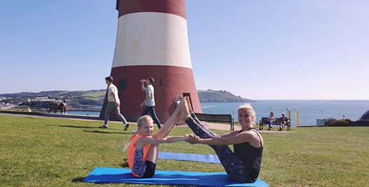 Event: Family Yoga at 2019-10-20 12:00:00