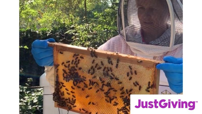 Help raise £250 to fund a years Pollenize Patronage for young people to develop their knowledge and interest in bee keeping. Save the bees!