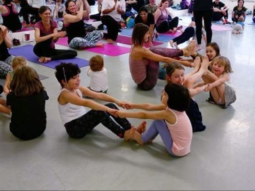Event: Weekly Kids Yoga Classes at 2019-11-12 16:00:00