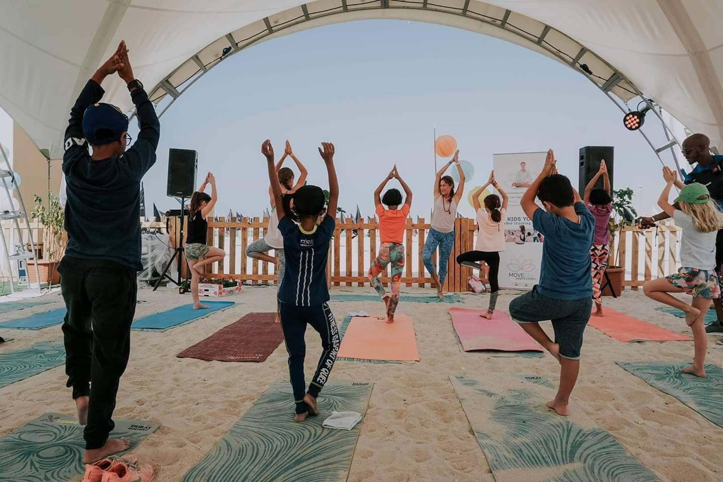 Free Taster Kids Yoga this Tuesday 4pm