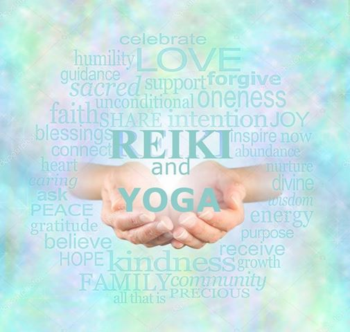 Restorative Yoga and Reiki Healing