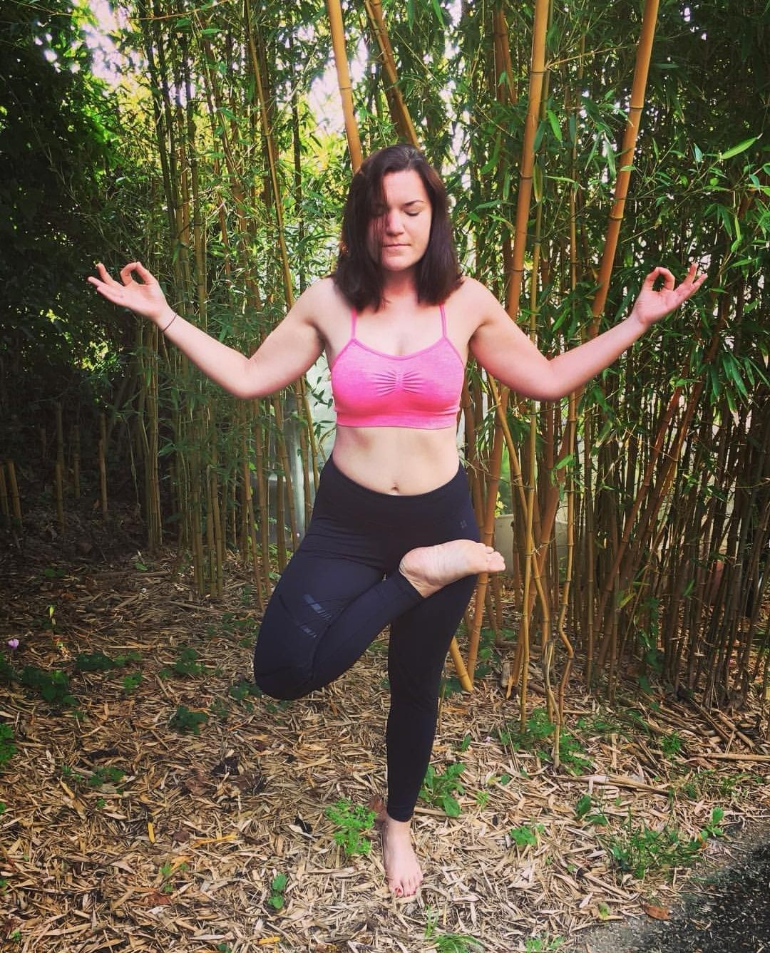Welcome Christina and Ashtanga classes