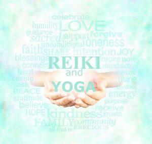 Event: Reiki and Restorative Yoga at 2020-01-10 18:00:00