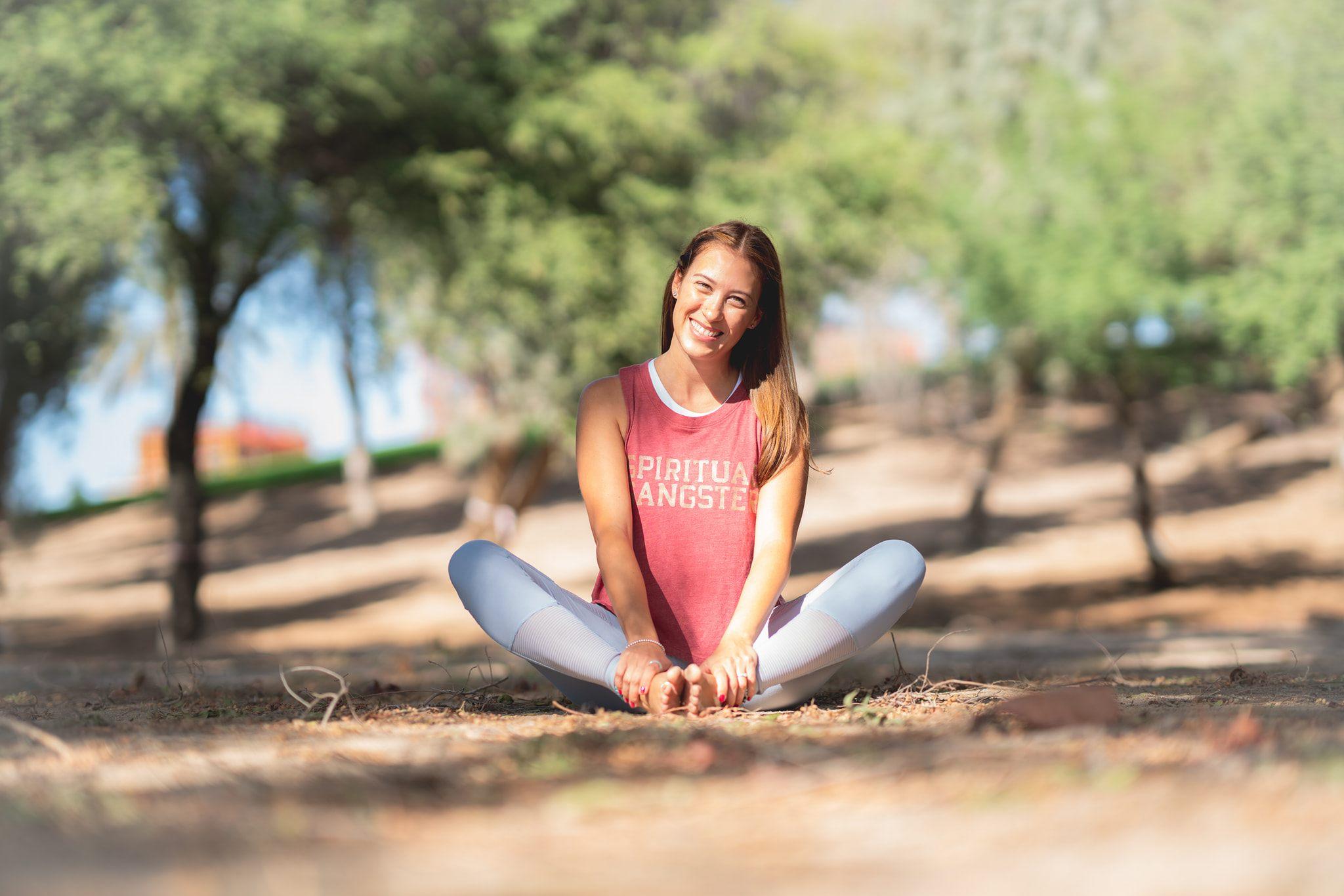 Gentle Mindful Yoga  Join Sophie on Frid