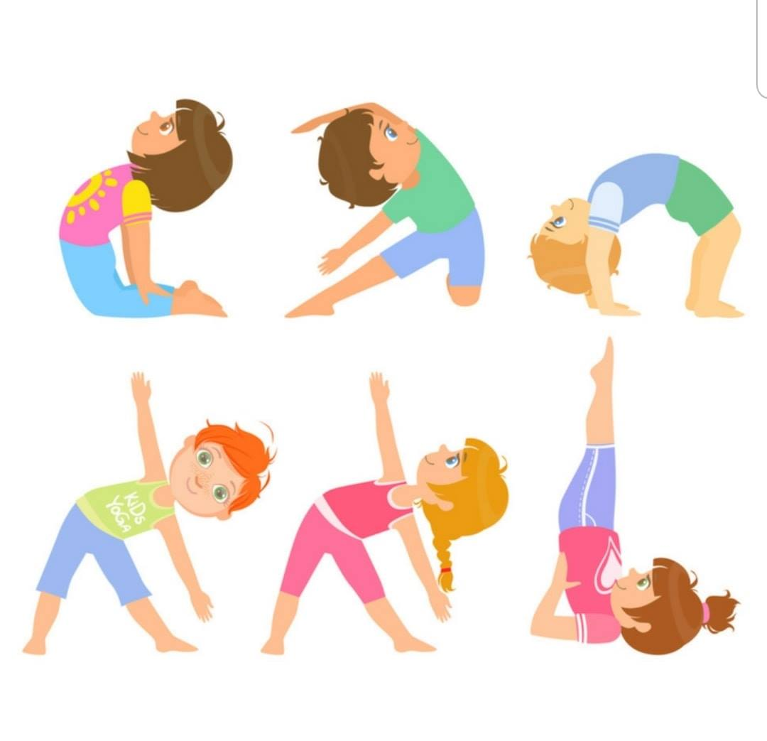 Kids yoga is back every Tuesday 4.15pm.