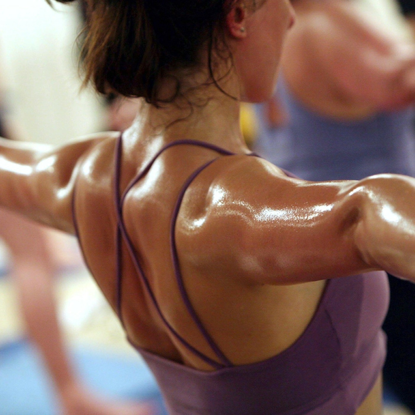 Just tomorrow Hot Yoga class is £8.50! W